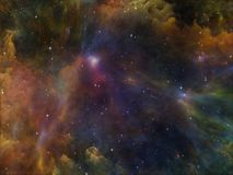 Colorful Space Stock Photos