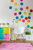 Colorful space for learning Stock Photos