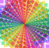 Colorful spectral background Royalty Free Stock Images