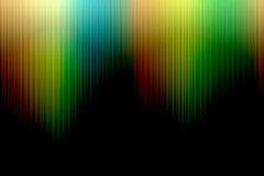 Colorful spectrum background Stock Image