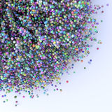 Colorful spheres background Royalty Free Stock Image