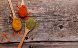 Free Colorful Spices Stock Photo - 51884000