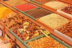 Colorful spices mix Royalty Free Stock Photography