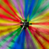 Colorful Spinner Stock Photos