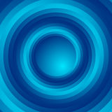 Colorful spiral vortex background. rotating, concentric circles. Forming a swirly effect - Royalty free vector illustration vector illustration