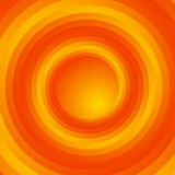 Colorful spiral vortex background. rotating, concentric circles. Forming a swirly effect - Royalty free vector illustration stock illustration