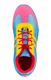 Colorful sport shoes Royalty Free Stock Photo