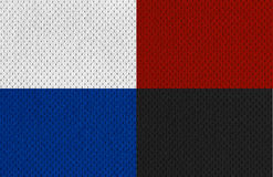 Colorful Sports Jersey textures XXL Stock Photography