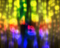Colorful spots Royalty Free Stock Photos