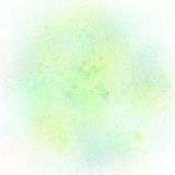 Colorful spray paint on white background Royalty Free Stock Images