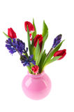 Colorful spring bouquet Stock Images