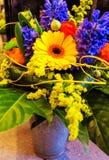 Colorful spring bouquet Stock Photos