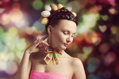 Colorful spring Royalty Free Stock Photography