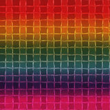 Colorful square pattern Stock Photo