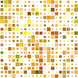 Colorful square pattern background. Colorful abstract square pattern background design - vector illustration Vector Illustration