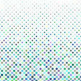 Colorful square pattern background. Design - vector illustration Stock Illustration