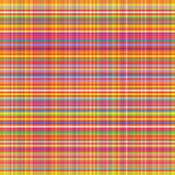 Colorful squared abstract texture, fabric Royalty Free Stock Image