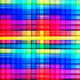 Colorful squares. Abstract colorful squares Stock Images