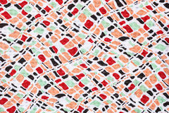 colorful squares abstract Royalty Free Stock Photos