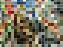 Colorful squares background Royalty Free Stock Image