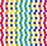 Colorful squares. Vector. stock illustration