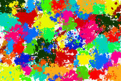Colorful stain background Royalty Free Stock Photos