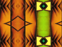 Colorful stain glass surface texture Royalty Free Stock Photos