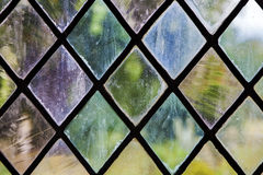 Colorful Stained Glass Stock Image