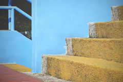 Colorful stairs Stock Photography