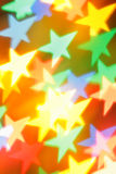 Colorful stars background Stock Photo