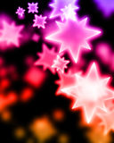 Colorful stars Royalty Free Stock Photo