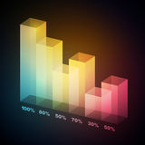 Colorful Statistics Stock Photos