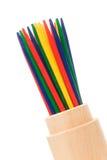 Colorful sticks Royalty Free Stock Photos