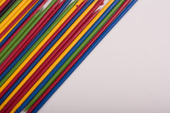 Colorful  sticks toys Royalty Free Stock Image