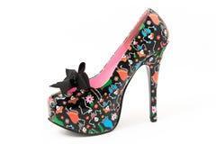 Colorful Stiletto Shoes Stock Photo