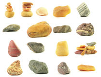 Colorful stone Stock Photography