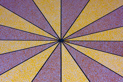 Colorful stone floor. A beautiful color stone floor Royalty Free Stock Photos