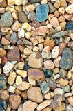 Colorful Stone (Rock) Background Stock Image