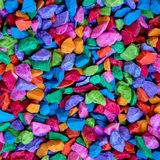 Colorful stone texture background Stock Photography