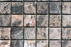 Colorful stone tiles pattern Royalty Free Stock Photo