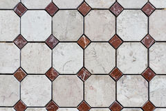 Colorful stone tiles pattern Stock Photo