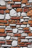 Colorful stone wall Stock Photography