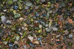 Colorful stones, background Stock Photo