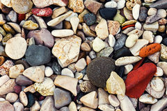 Colorful stones Royalty Free Stock Photos