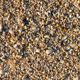 Colorful stones on the beach as background Royalty Free Stock Photography