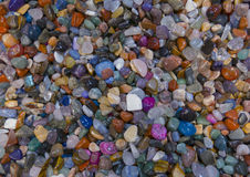 Colorful stones Stock Photo