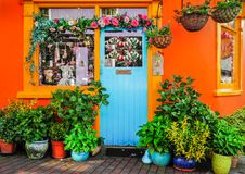 Colorful Storefront Stock Image