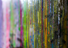 Colorful straight line rough background Royalty Free Stock Photos