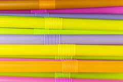 Colorful Straw Background Royalty Free Stock Images