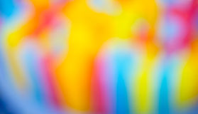 colorful straw blur  background Royalty Free Stock Image